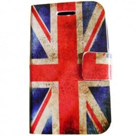 Capa Flip UK Galaxy Young