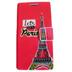 Capa Flip Paris Xperia M