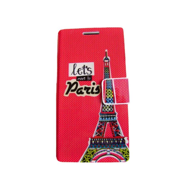Capa Flip Paris One Touch Pop C1