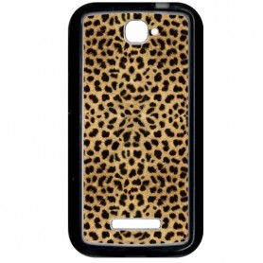 Capa Leopardo One Touch Pop C7