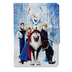 Capa Universal Frozen 7 Polegadas