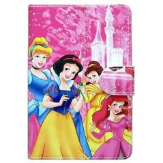 Capa Universal Princesas 7 Polegadas