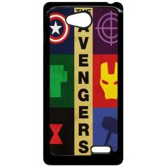 Capa Avengers L70