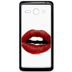 Capa Lábios Galaxy Core 2