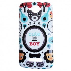 Capa Cute One Touch Pop C7