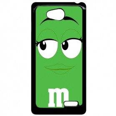 Capa M&M Verde L90