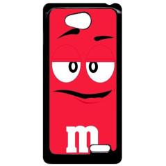 Capa M&M Vermelho L90