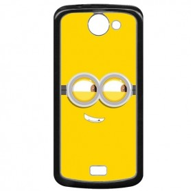 Capa Minion Aquaris 5 HD