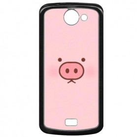 Capa Pig Aquaris 5 HD