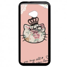 Capa Hello Kitty One M7