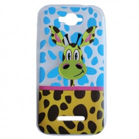 Capa Girafa One Touch Pop C7