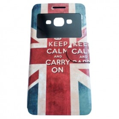 Capa Flip Reino Unido Galaxy A5