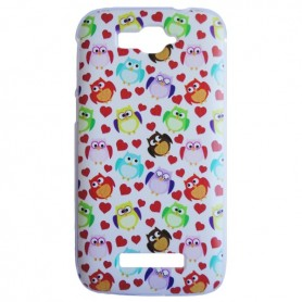 Capa Corujas 4 One Touch Pop C7