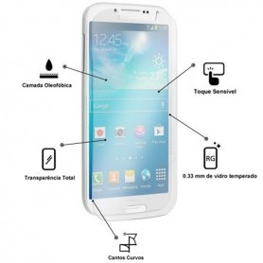Película de Vidro Galaxy Pocket 2 / Duos