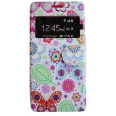 Capa Flip Borboletas Galaxy S5