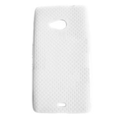 Capa Gel Quadrados Lumia 535