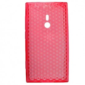 Capa Gel Hex Lumia 800