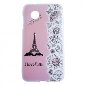 Capa Gel Love Paris A16