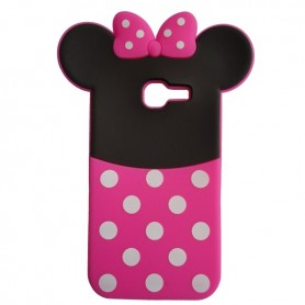 Capa Minnie Galaxy Fresh / Trend Lite / Duos