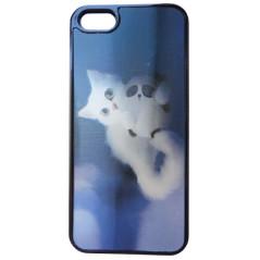 Capa 3D Gato iPhone 5