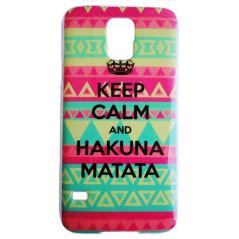 Capa Gel Hakuna Matata Galaxy S5