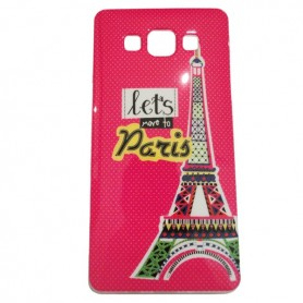 Capa Gel Let Paris Galaxy A3