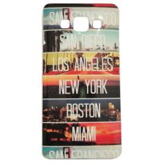 Capa Gel Cidades Galaxy A5
