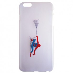 Capa Homem Aranha iPhone 6 Plus