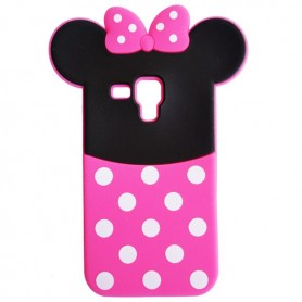Capa Minnie Galaxy S Duos / 2 / Trend / Plus