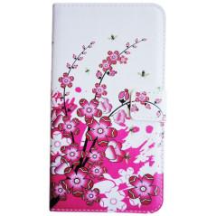 Capa Flip Flores 2 Galaxy Note 3