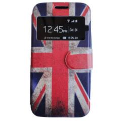 Capa Flip Reino Unido Ascend G6