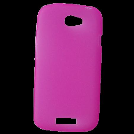 Capa Gel HTC One S