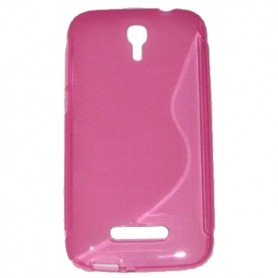 Capa Gel Curve Smart 4 Power
