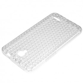 Capa Gel Hex One Touch Idol