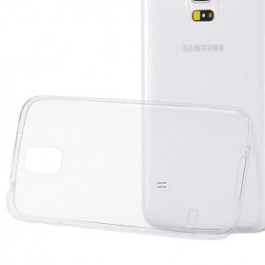 Capa Gel 0.3mm Galaxy S5