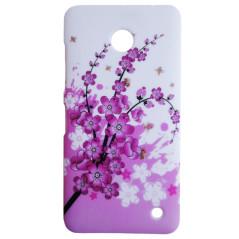 Capa Flores Lumia 630 / 635