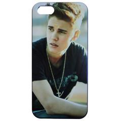 Capa Justin Bieber iPhone 5 / 5s