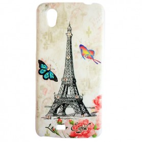 Capa Gel Eiffel Smart A66