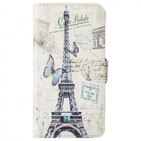 Capa Flip Paris Galaxy S5 Mini