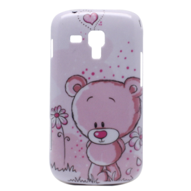 Capa Teddy Galaxy S Duos