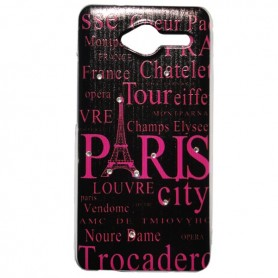 Capa Gel Paris Smart A80