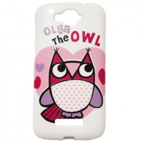 Capa Gel Olga One Touch Pop C7