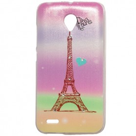 Capa Gel Paris Smart Prime 6