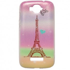 Capa Gel Eiffel One Touch Pop C7