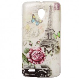 Capa Gel Eiffel Smart Prime 6