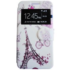 Capa Flip Eiffel Smart A65