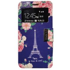 Capa Flip Janela Eiffel Smart A80