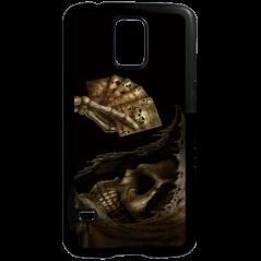 Capa Caveira Galaxy S II / S II Plus