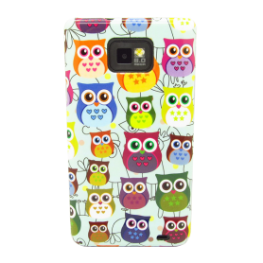 Capa Corujas Galaxy S II / S II Plus