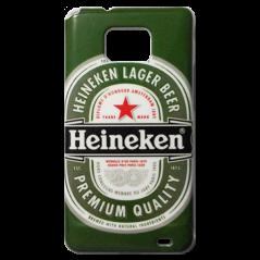 Capa Heineken Galaxy S II / S II Plus